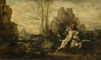The Abduction Of Europa, 1869 Fine Art Print