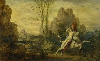 The Rape Of Europa, 1869 Fine Art Print