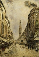 Avignon, 1873 Fine Art Print