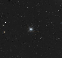Messier 53, globular cluster in the Coma Berenices Constellation Fine Art Print