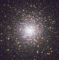 Messier 15, globular cluster in the Constellation Pegasus Fine Art Print