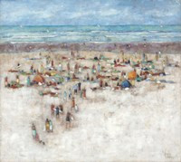 Beach 2 Fine Art Print