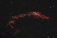 NGC 6992, The Eastern Veil Nebula Fine Art Print