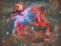 Orion Nebula IV Fine Art Print