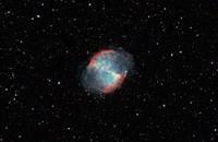 Dumbbell Nebula II Fine Art Print