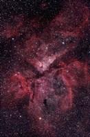 Eta Carinae Nebula Fine Art Print