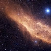 California Nebula I Fine Art Print