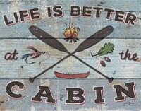 Cabin Fever I Fine Art Print