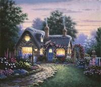 Doucette Cottage Fine Art Print