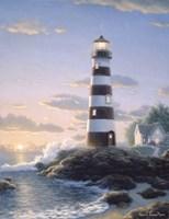 Parker Cove Fine Art Print
