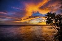Gold Coast Sunset 1 Fine Art Print