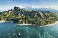 Diamond Head Surf Spot Fine Art Print