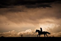 Ride the Storm Fine Art Print