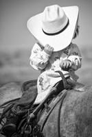 True Cowgirl Fine Art Print