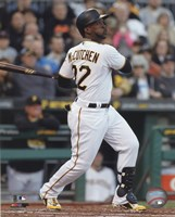 Andrew McCutchen 2015 Action Fine Art Print
