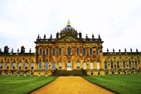 Stately Home 2 Fine Art Print