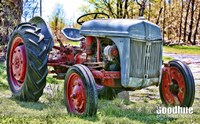 Tractor Fine Art Print