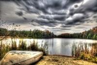 Storm Lake Fine Art Print