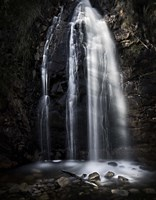 Waterfall Gully Second Falls Fine Art Print