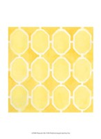 Watercolor Tile I Fine Art Print