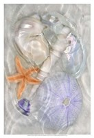 Underwater Light Waves III Fine Art Print