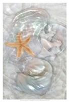 Underwater Light Waves VI Fine Art Print