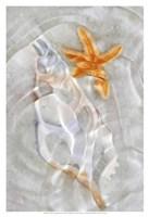 Underwater Light Waves VII Fine Art Print