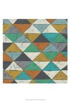 Lucien's Pattern II Fine Art Print