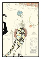 Arte Deco Fashion II Fine Art Print