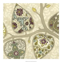 Patterns in Foliage I Fine Art Print