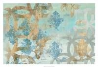 Pattern Construct I Fine Art Print