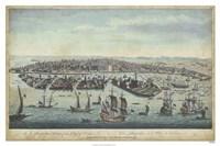 Bird's Eye View of Venice Fine Art Print