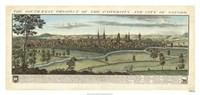 Buck's View - Oxford Fine Art Print
