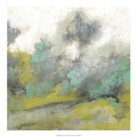 Pastel Walk I Framed Print
