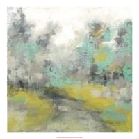 Pastel Walk II Fine Art Print