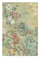 Blossom Panel II Framed Print