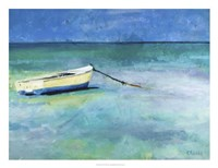 Water Taxi Fine Art Print