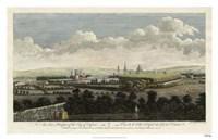 East Prospect of Oxford Fine Art Print