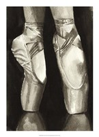 Ballet Shoes II Fine Art Print