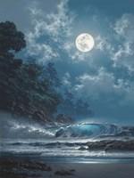 Behold the Moon Fine Art Print