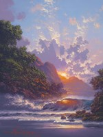 Blush of Early Dawn Fine Art Print