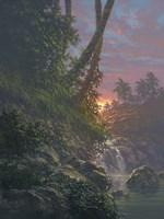 Nature's Hideaway Fine Art Print