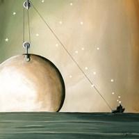 A Solar System Fine Art Print