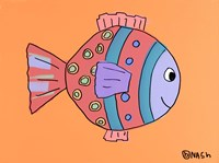 Rose Fish Fine Art Print