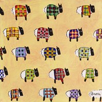 Sheep In Sheep's Clothing Fine Art Print