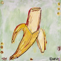 Bananana Fine Art Print