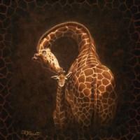 Love's Golden Touch Fine Art Print