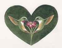 Lovey Dovey LG Fine Art Print