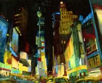 Times Square II Fine Art Print