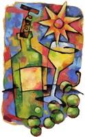 Chardonay Fine Art Print